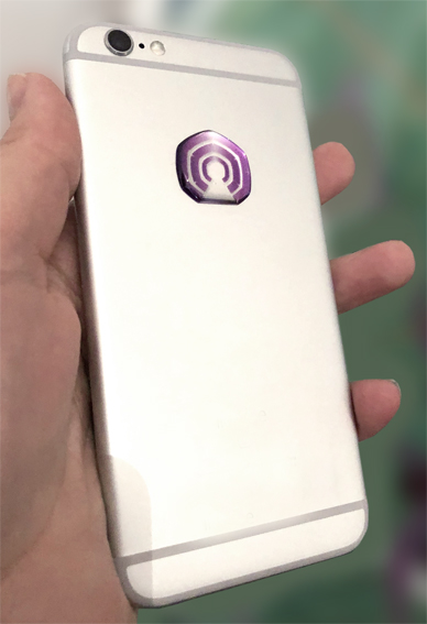 Perun protector violet