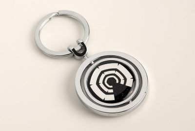 Keyring with Perun PROTECTOR